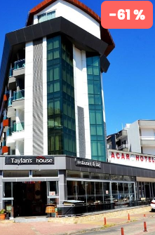 Acar Hotel Törökország