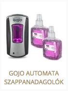 automata szappanadagolok
