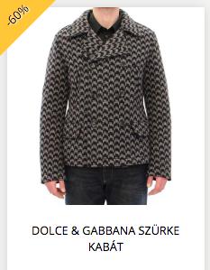 dolce gabbana kabát
