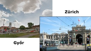 Budapest Zürich Busz